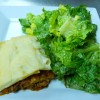 What's For Dinner? Lasagna & Caesar Salad