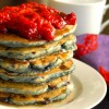 Berry Delicious Vegan Delights Pancakes