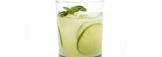 Juice #4: Ginger Apple Limeade