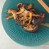 Sesame Miso Eggplant