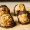 Almond Date & Chocolate Energy Balls