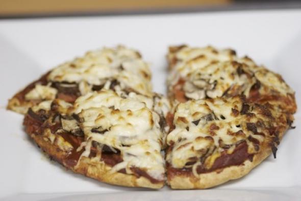 What's For Dinner? Vegan Pizza
