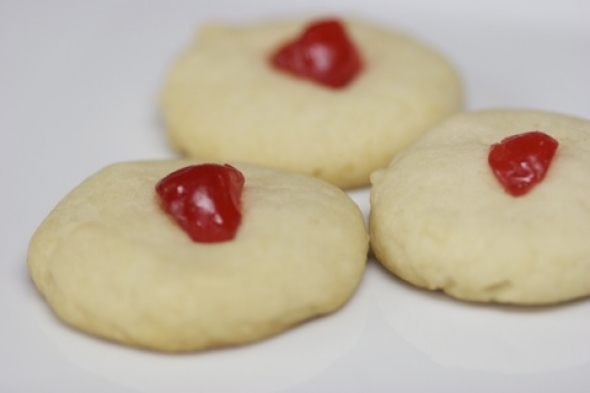 Vegan Butter Cookies