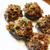 Stuffed Portobello Appetizers — So Good, So Vegan!