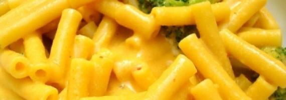 Vegan Update of a Comfort Classic – Mac 'n' Cheese!