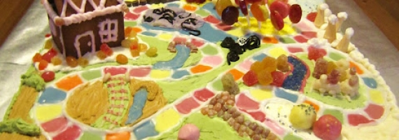 Vegan Candyland — You've Got to See This!