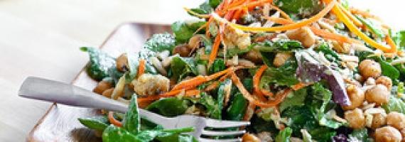 Serve Avocado Wasabi Salad for the Perfect Vegan Brunch!