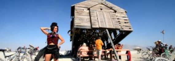The Healthy Voyager's Guide to Burning Man