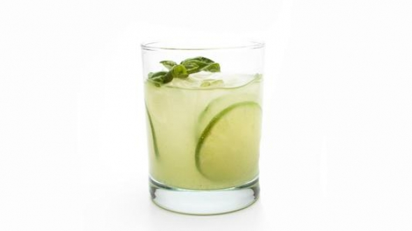 Juice #4:  Ginger Apple Limeade