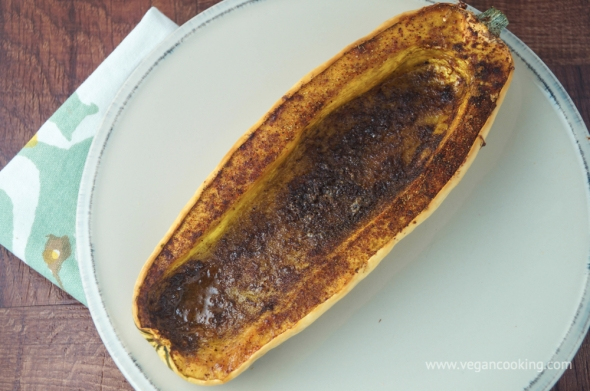 Brown Sugar Squash