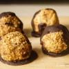 Almond Date & Chocolate Energy Balls