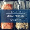 Healthy Vegan Protein Sources