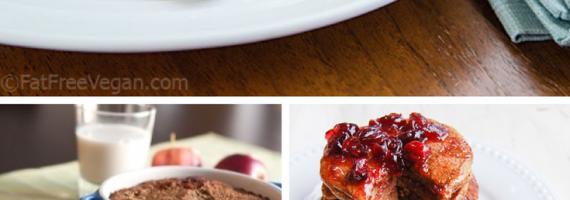 Twelve Delicious Vegan Breakfast Ideas