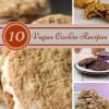 Ten Amazingly Delicious Vegan Cookie Recipes