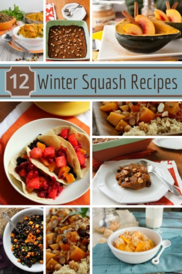 Celebrating the Recipes for Winter Squash