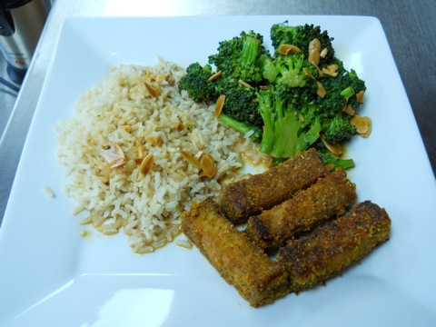 What's For Dinner? Tofu Fingers