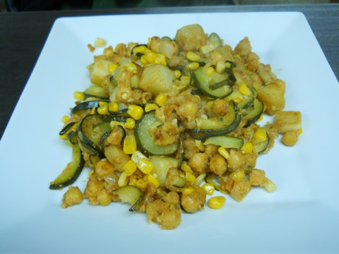 What's For Dinner? Brad's Veggie Hash