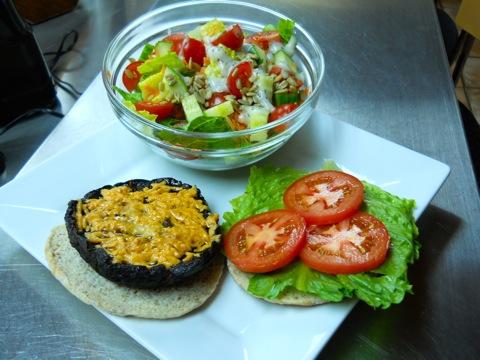 portabello-burger