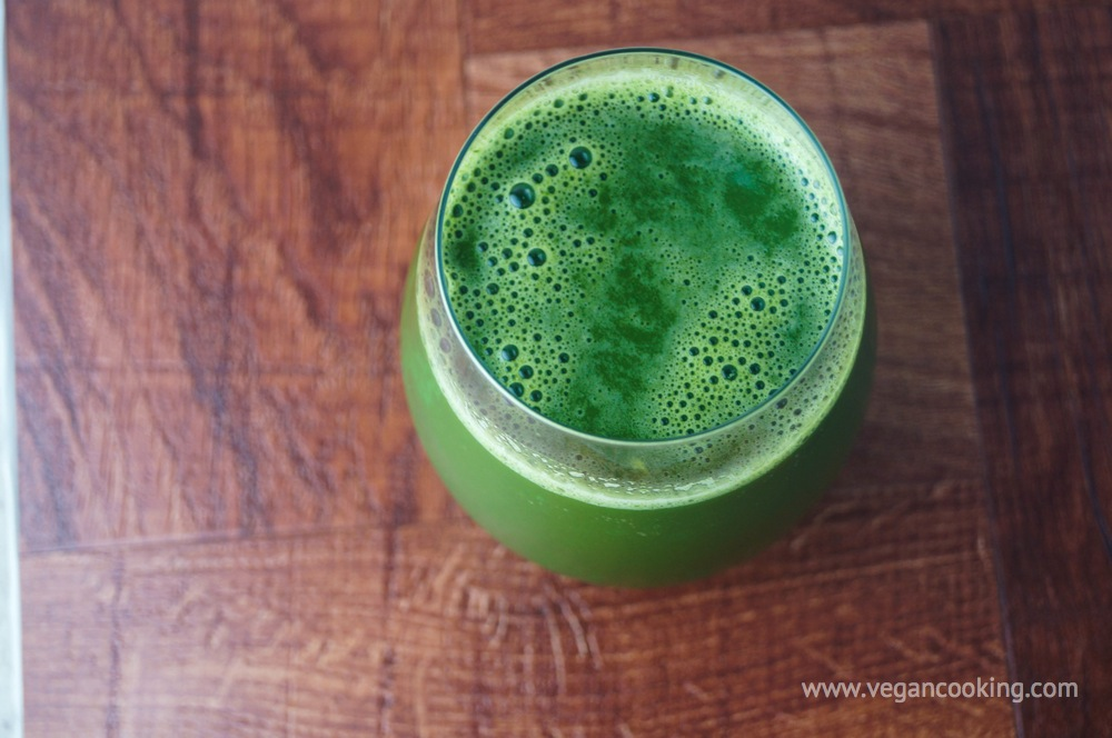 Morning Green Juice #1