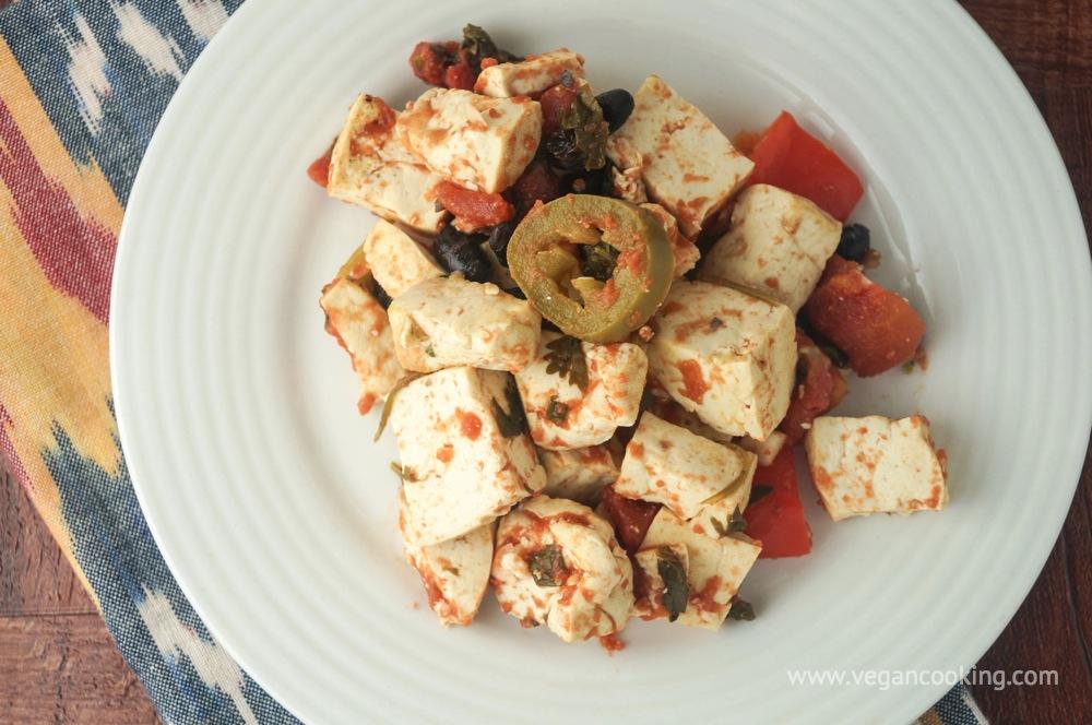 Tofu Ranchero