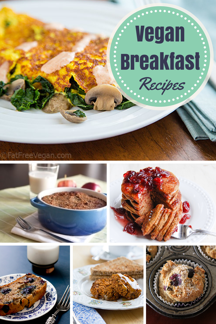 Twelve Delicious Vegan Breakfast Ideas