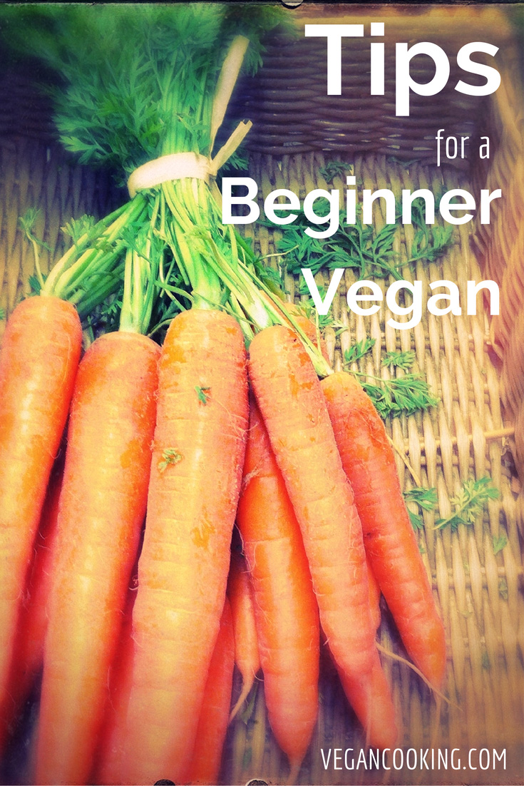 Tips for a Beginner Vegan