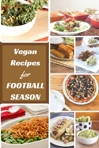 Celebrate the Superbowl with these Vegan Friendly Recipes